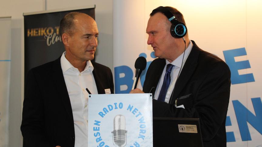Boersenradio Interview mit Chart (02. Juni; 8:10 Uhr)