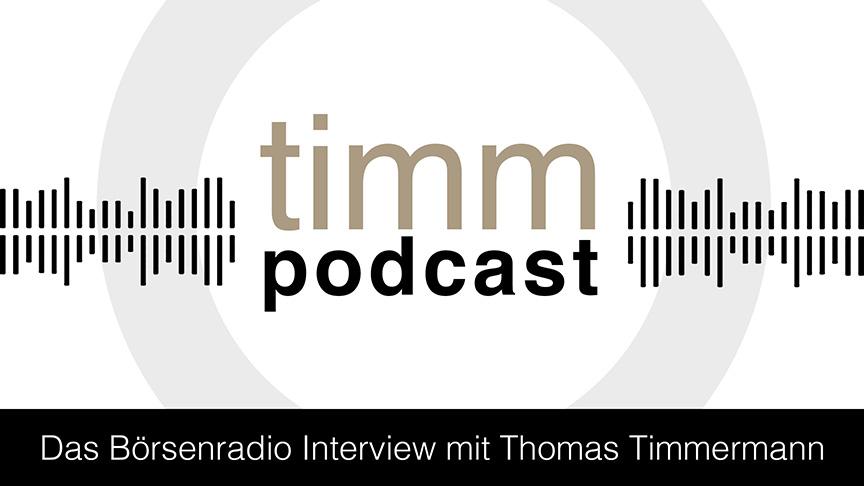 Börsenradio Interview zum Wochenende…